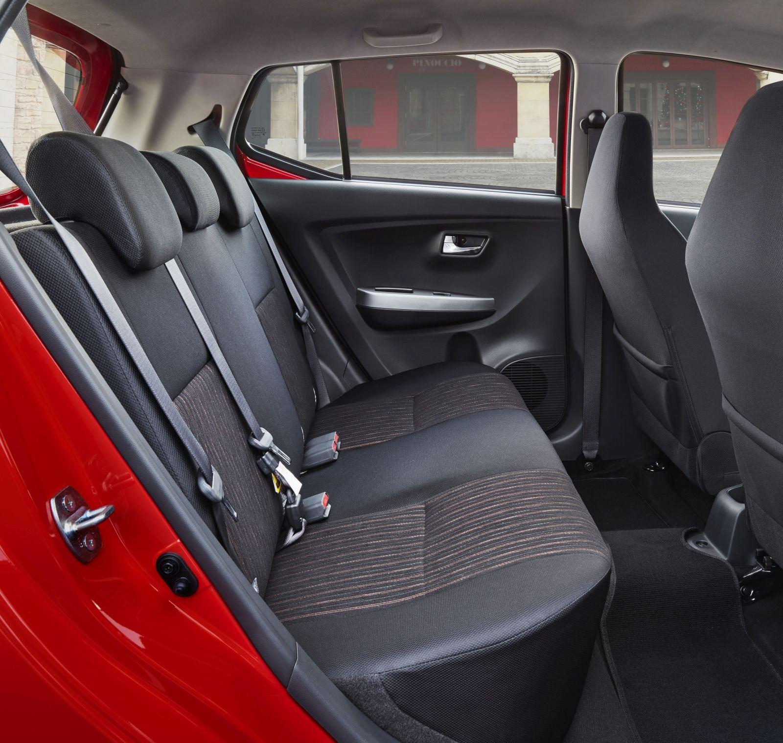Kelebihan Toyota Agya 2019 Spesifikasi