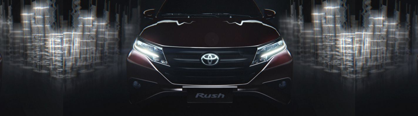 Toyota Presented the New Rush in Latin America and the Caribbean