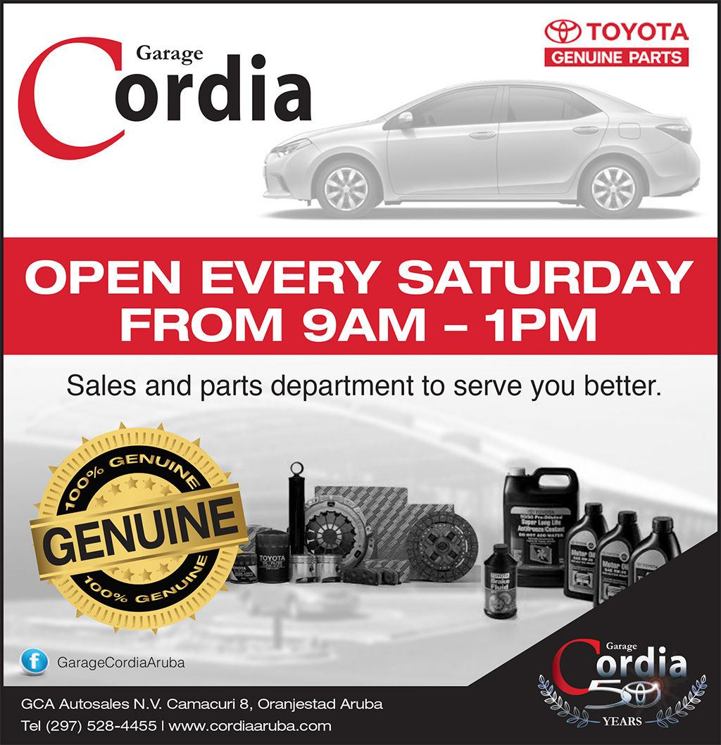 Open Saturdays from 9AM - 1PM