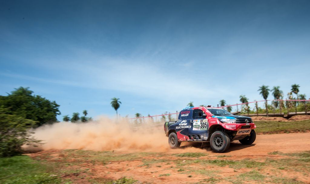 Paraguay and Dakar 2017: A Rough Acquaintance