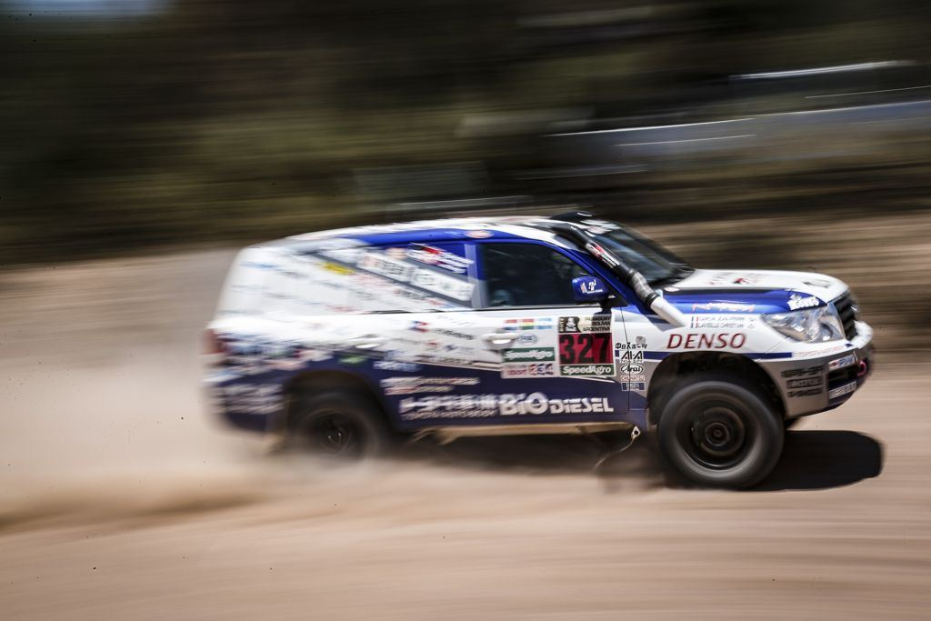 Back in Argentina to Conquer the Chaco on The Second Special Stage!