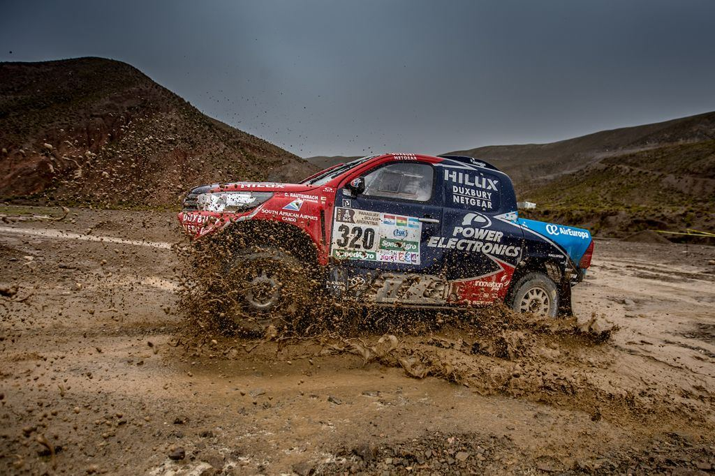 The Bolivian Altiplano Pushes Dakar Competitors to Their Limits: Stage Section Cancelled