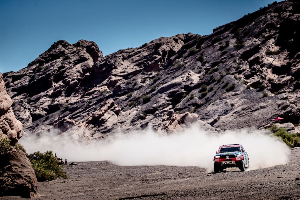 The Dakar Reaches a Crucial Moment: Final Stages Determine Podium Candidates