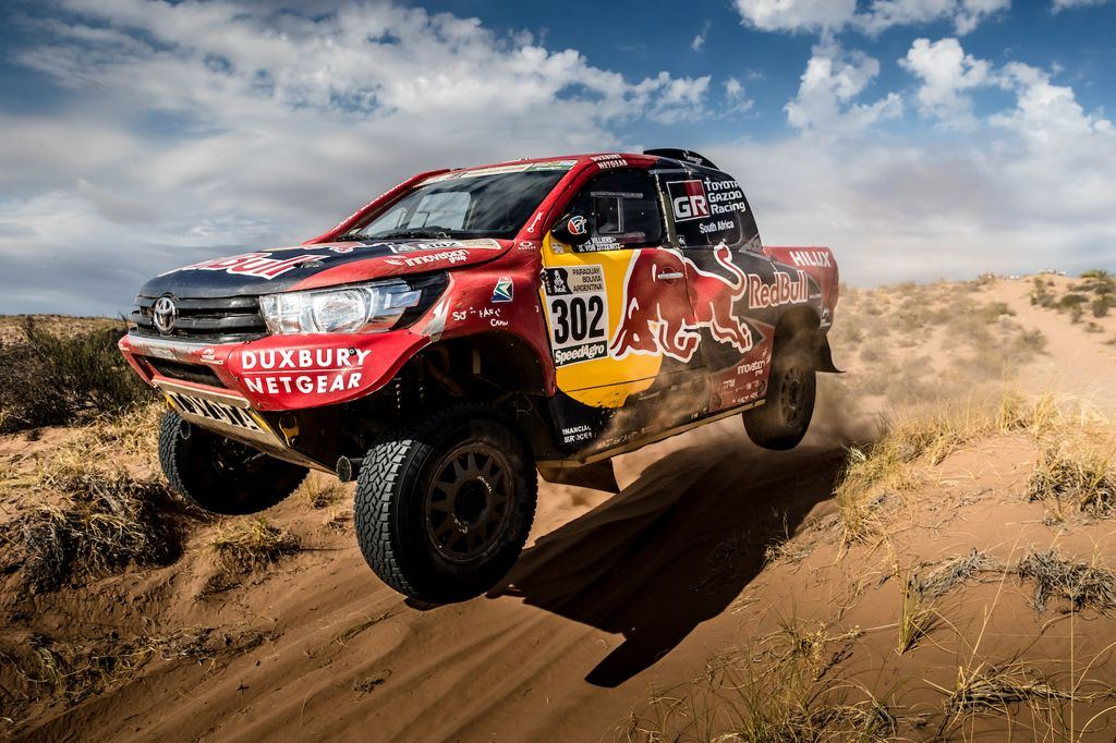 Friday the 13th: A true Dakar challenge
