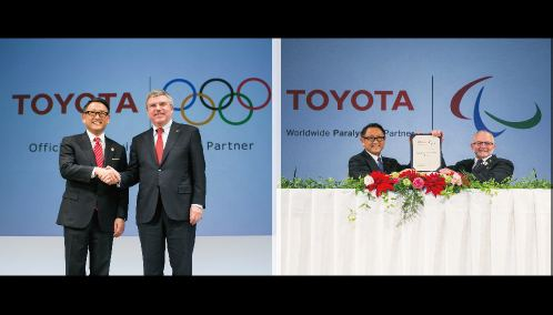 Olympic and Paralympic Worldwide Partnerships