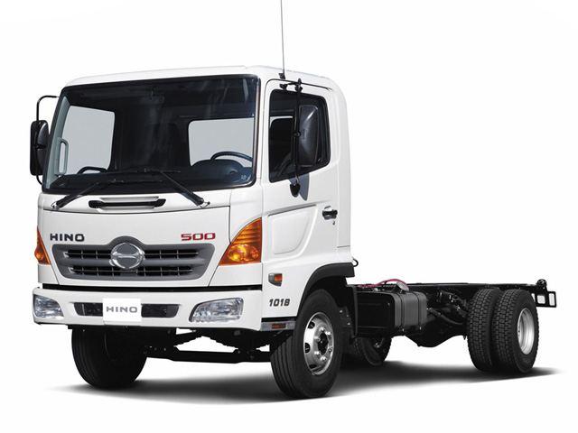Hino View All Hino Vehicles