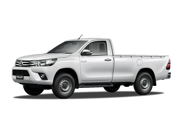 Toyota Hilux Single And Double Cabin Photos Colors