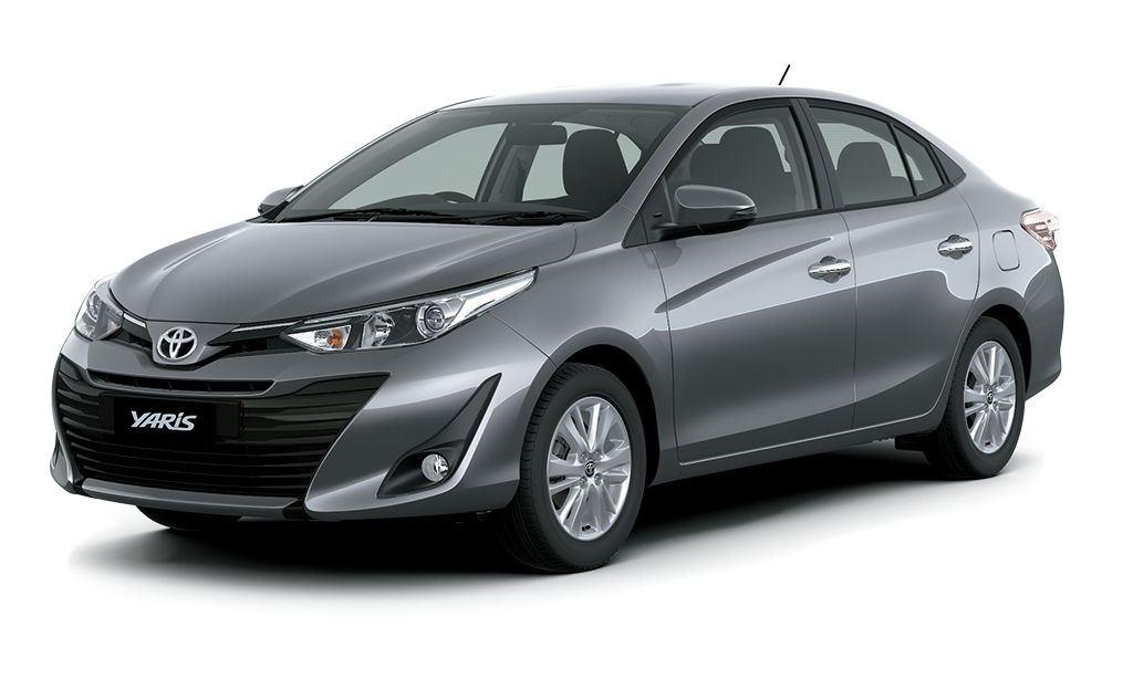 Toyota Yaris - Sedan, 3 and 5 door hatchback - photos ...